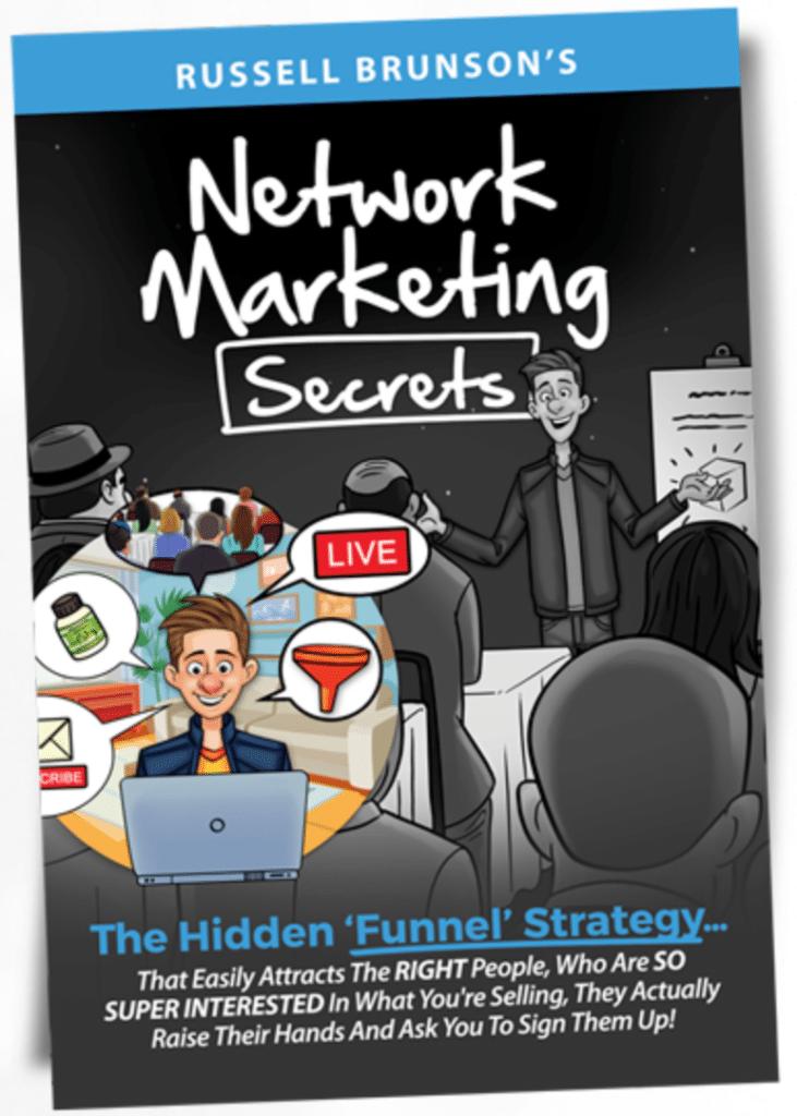 Network Marketing Secrets Book