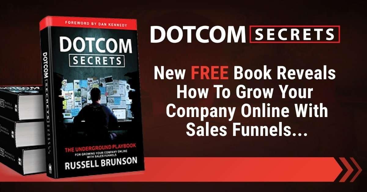 DotCom Secrets Order Book Order Link