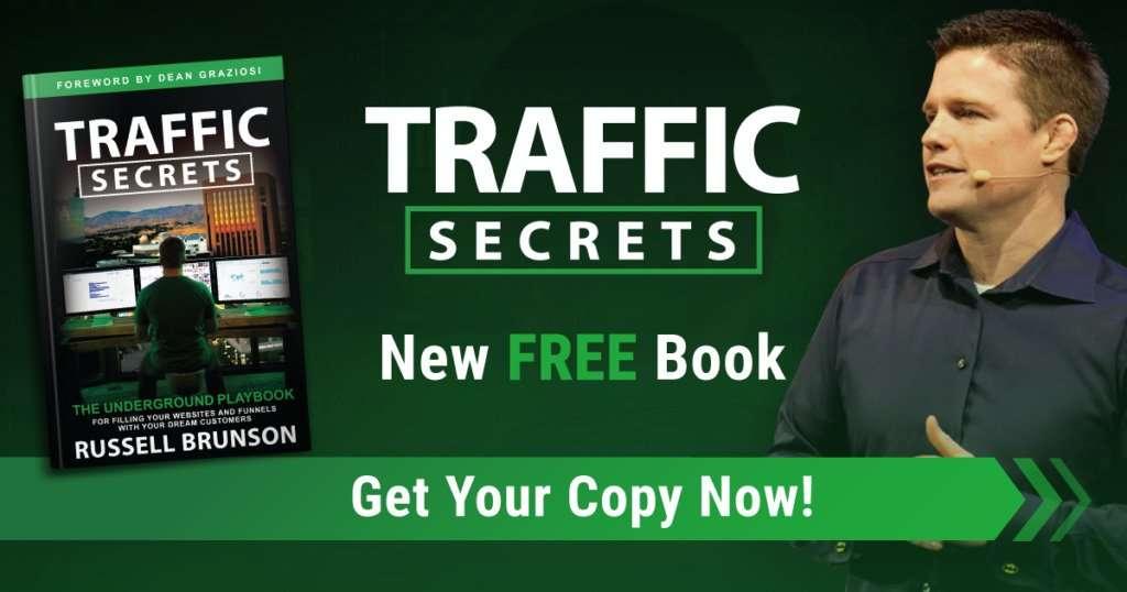 Traffic Secrets Get Your Copy Now
