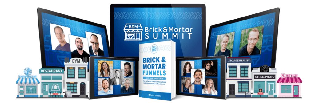 Brick & Mortar Summit Banner