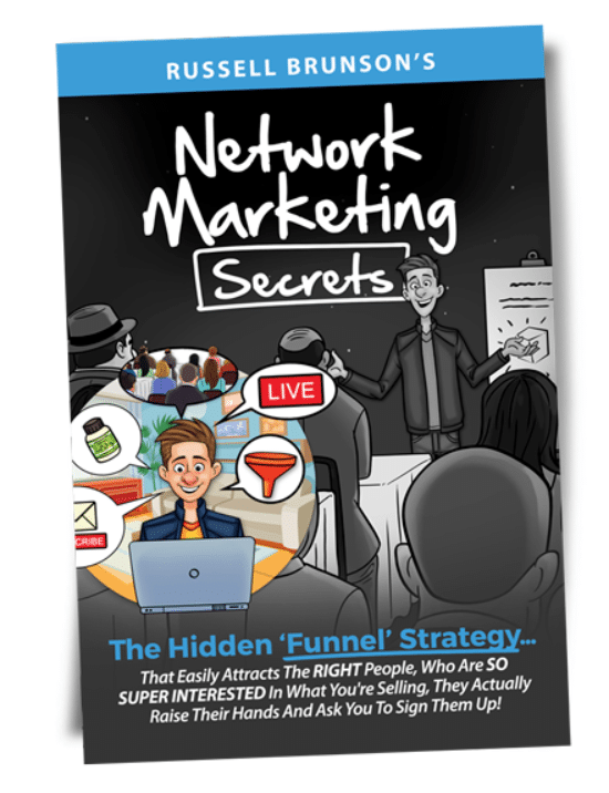 Network Marketing Secrets eBook