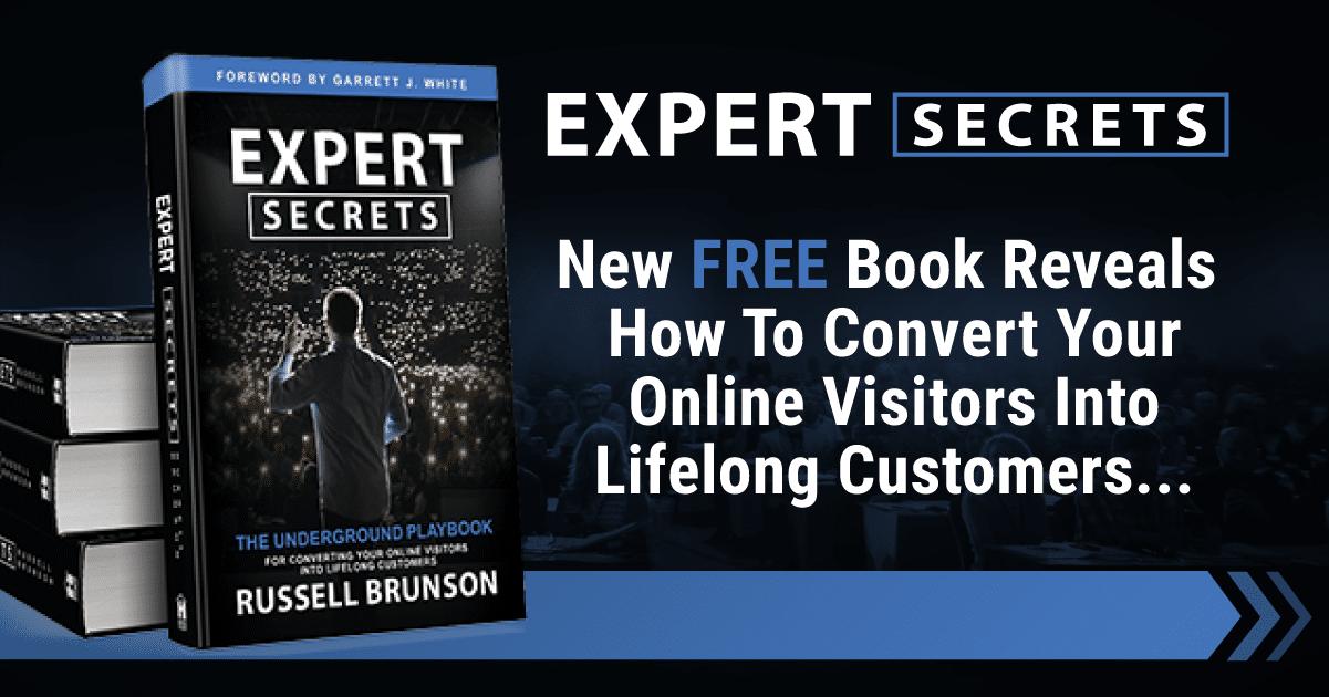 Expert Secrets Book Review Banner