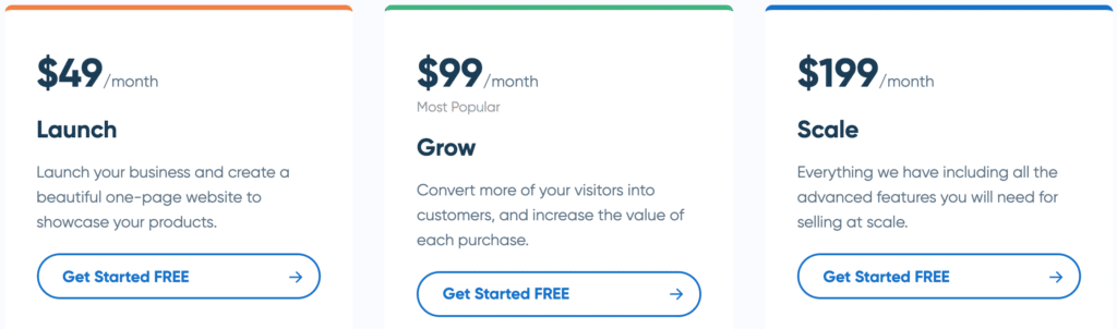 SamCart Monthly Pricing