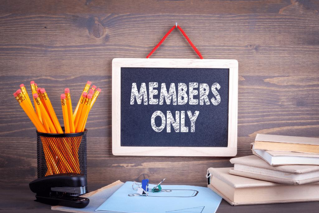 Membership Site / Membership Funnel