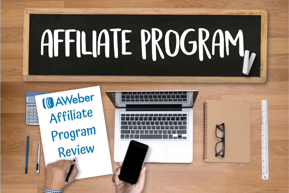 AWeber Affiliate Program Review