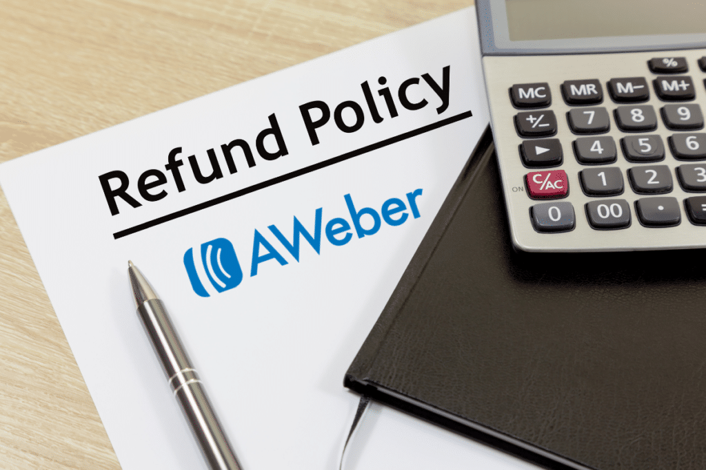 AWeber Refund Policy