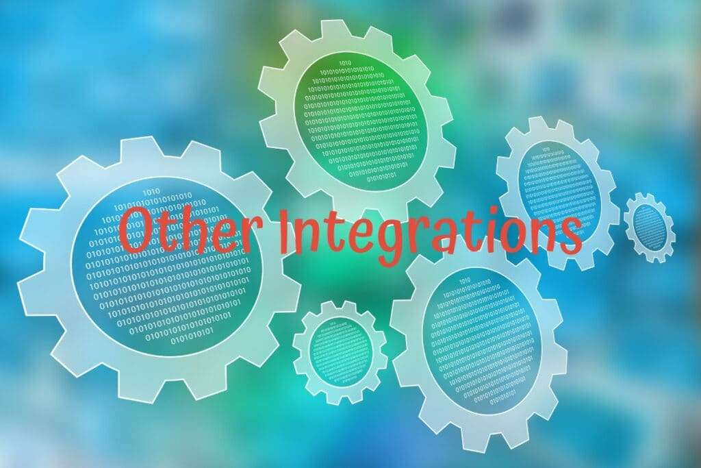 other integrations