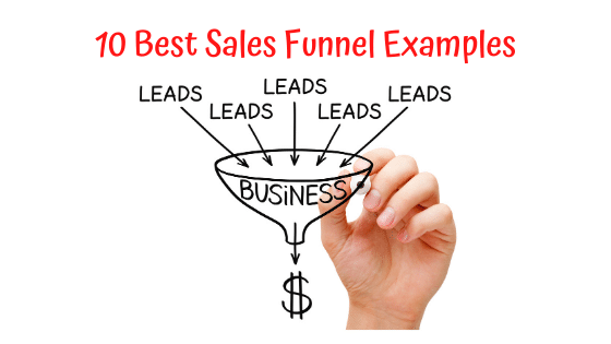 10 Best Sales Funnel Examples
