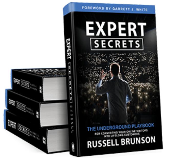 Four Expert Secrets Book