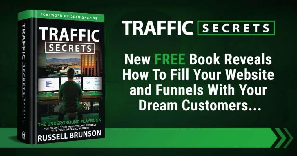 Traffic Secrets Book Review Banner