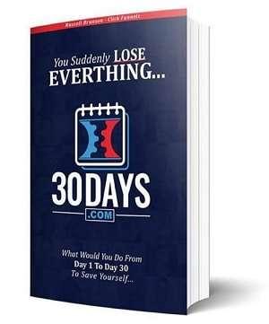 30 Day Challenge Hardback Book