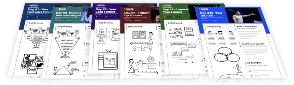 OFA Challenge One Pager Digital Workbooks