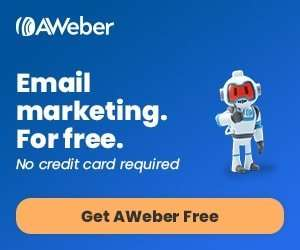 AWeber Free Account Link