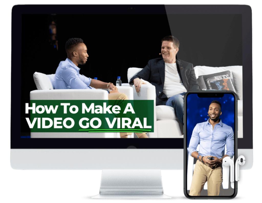How to malke a video go viral illustration