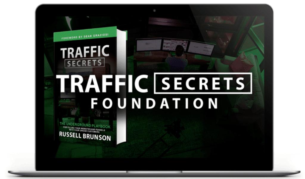Traffic Secrets Foundation Illustration