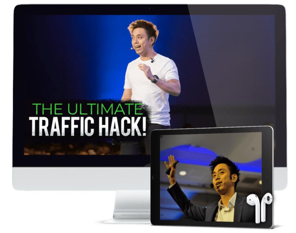 the ultimate traffic hack illustration
