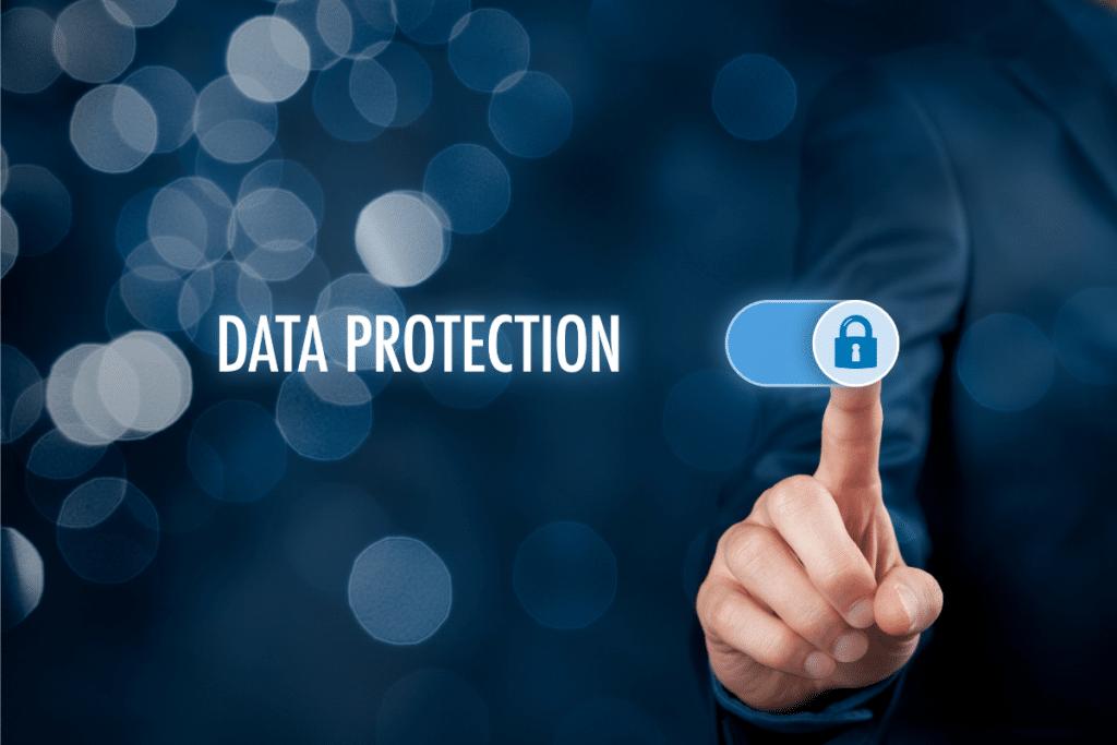 Data Protection Lock