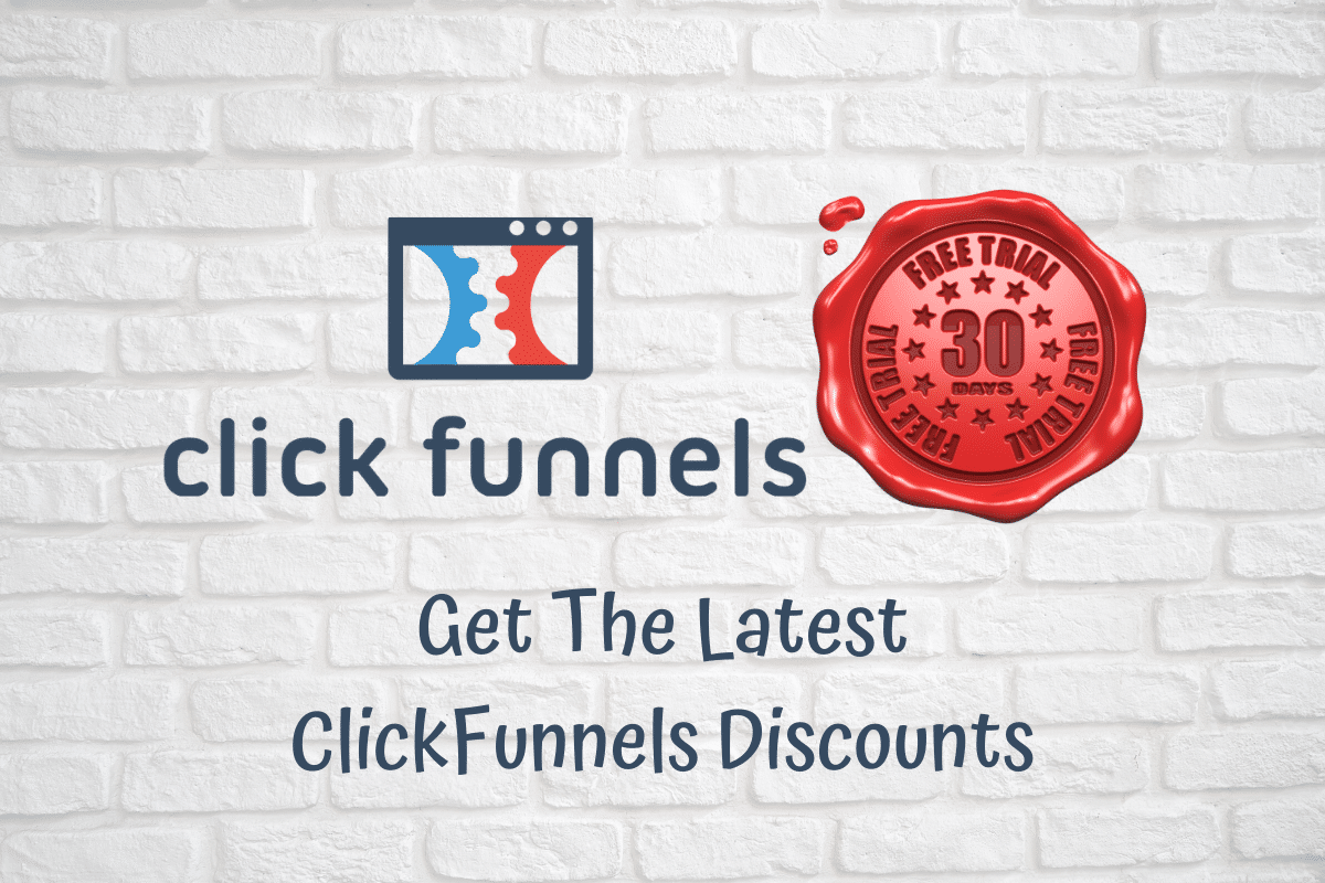 ClickFunnels 30 day Trial