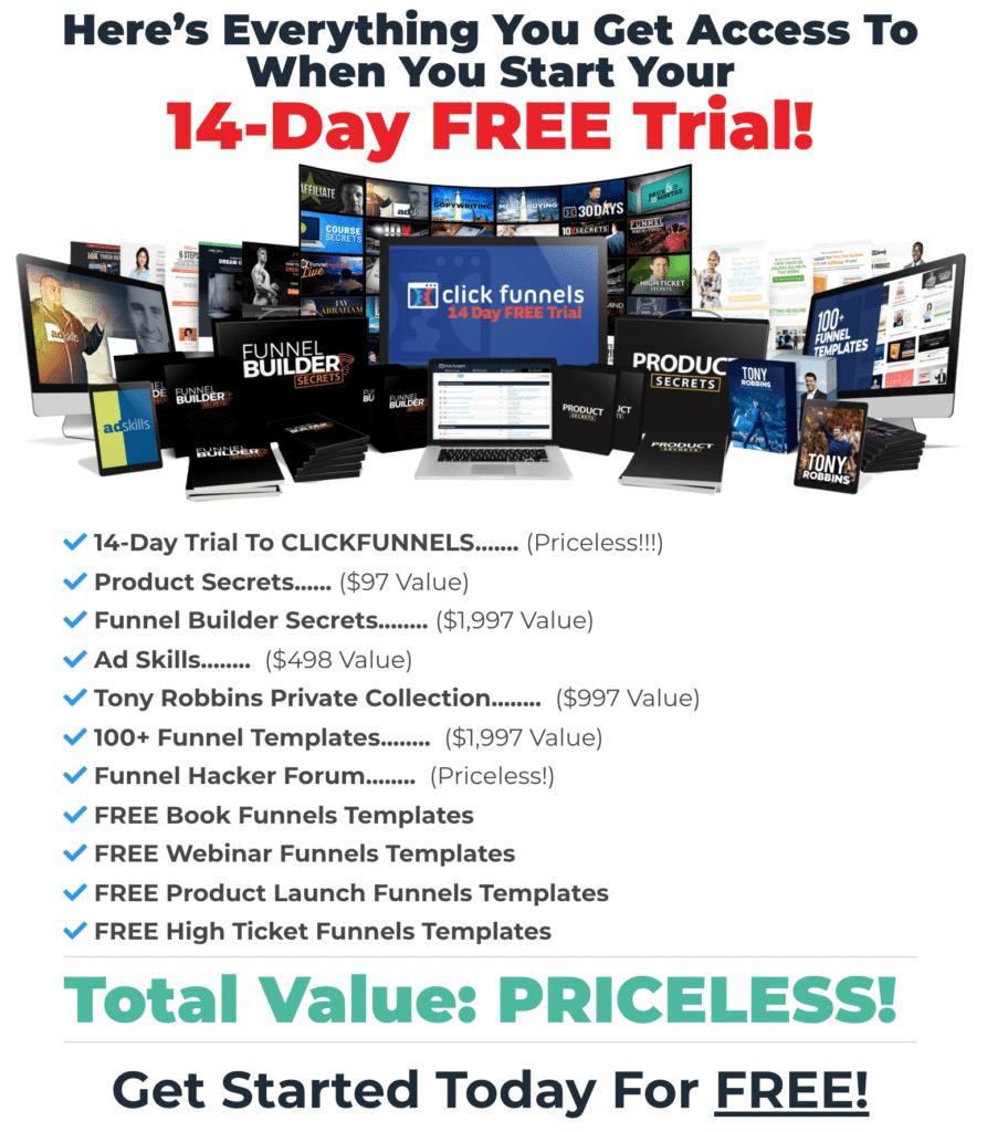 ClickFunnels 14 Day Free Trial Recap