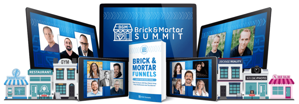 ClickFunnels Brick & Mortar Summit