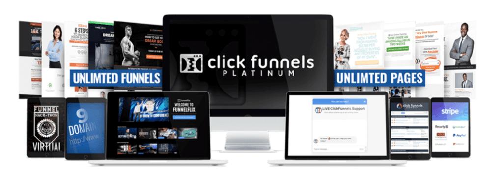 ClickFunnels Unlimited Bonus