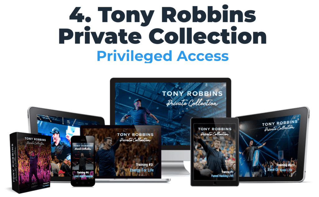Tony Robbins Private Collection