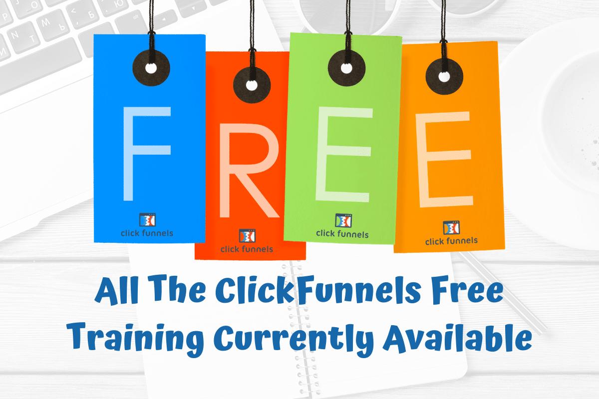ClickFunnels Free Training