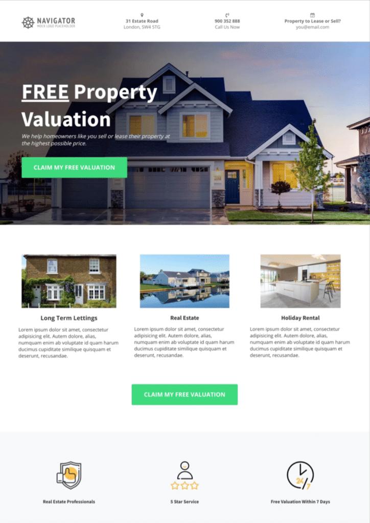 Ultimate Real Estate/Realtor Funnel